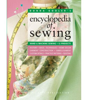 Leisure Arts-Encyclopedia Of Sewing