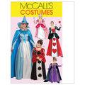 McCall\u0027s Pattern M5954-Misses\u0027/Children\u0027s/Girls\u0027 Storybook Costumes