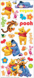 Disney® Large Flat Stickers-Pooh® & Friends