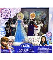 Disney® Frozen Sparkling Paper Dolls, , hi-res