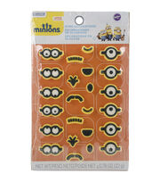 Wilton® 24pcs Royal Icing Decorations-Minions, , hi-res