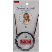 "Deborah Norville Fixed Circular Needles 47"" Size 5/3.75mm, , hi-res"