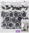 Iron Orchid Designs 2 pk Decor Fashion Clear Stamps-Ode To Pere Boulard