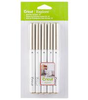 Cricut® Explore™ Pack of 10 Pens-Gold, , hi-res