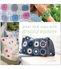 Rosa P Great New Ways With Granny Squares Crochet Book