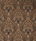 Home Decor 8\u0022x8\u0022 Fabric Swatch-Jaclyn Smith Coach  Licorice