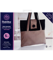 Crafter's Companion Threaders Bag Making Kit-Tote, , hi-res