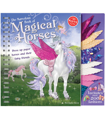 Magical Horses Book Kit