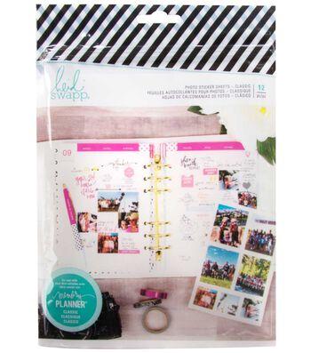 Heidi Swapp® Fresh Start Photo Sticker Sheets-Classic