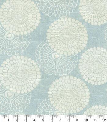 Ellen DeGeneres Upholstery Fabric 54''-Fog Pasadena