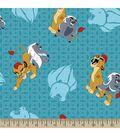 Disney The Lion Guard Print Fabric-Friend Power