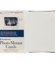 "Strathmore Cards & Envelopes 5""X6.8"" 50pk-White, , hi-res"