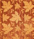 Home Decor 8\u0022x8\u0022 Fabric Swatch-Upholstery Fabric Barrow M8575-5295 Russet