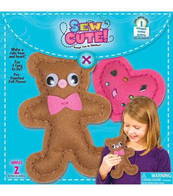 Sew Cute! Sew A Bear