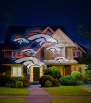 Denver Broncos Team Pride Light, , hi-res