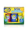Crayola Washable Finger Paint 8oz 3/Pkg-Primary Colors