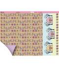 Kanban Crafts Dawn Bibby 2-Sided Cardstock 12\u0022X12\u0022-Woodland