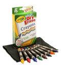 Crayola Dry-Erase Washable Crayons-8PK