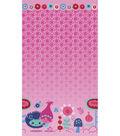 Dreamworks Trolls Mock Smock Cotton Fabric 21\u0022-Poppy Hugs