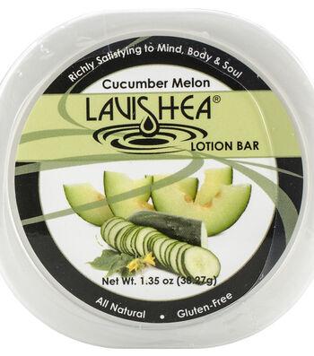 Lavishea Lotion Bar 1.35oz-Cucumber Melon