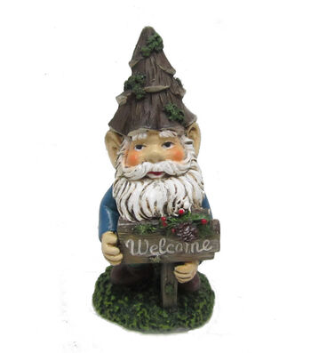 Maker's Holiday Christmas Littles Gnome-Welcome