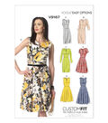 Vogue Patterns Misses Dress-V9167