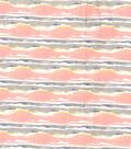 Kathy Davis® Linen Look Apparel Fabric 53\u0027\u0027-Warm Waves