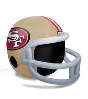 San Francisco 49ers Inflatable Helmet, , hi-res