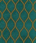 Home Decor 8\u0022x8\u0022 Fabric Swatch-IMAN Malta Peacock