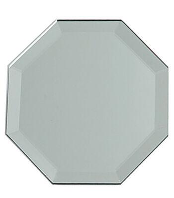 "Darice® 5"" Beveled Edge Octagon Glass Mirror"