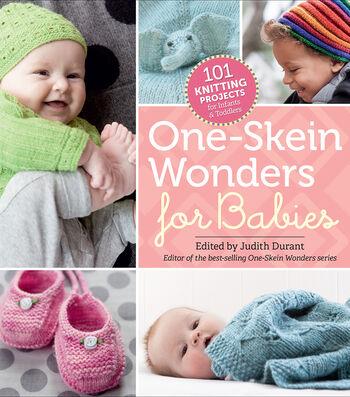 One-Skein Wonders For Babies Book