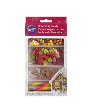 Wilton Gingerbread House Candy Decorating Kit
