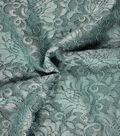 Casa Collection™ Stretch Lace Fabric 53\u0022-Evergreen
