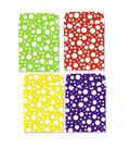 Busy Kids Learning Paper Pockets-Bright Polka Dots