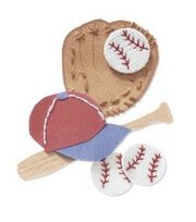 Jolee's By You Embellishments-Baseball, , hi-res
