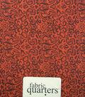 Fabric Quarters Cotton Fabric 18\u0022-Assorted Red