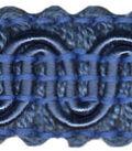 Wav 1/2 Scroll Gimp 12yd French Blue Ii