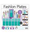 Kahootz Fashion Plates Design Set