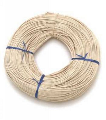 Round Reed #2 1.75mm 1 Pound Coil Approx 1100'