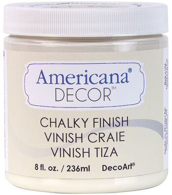 DecoArt Americana Chalky Finish Paint 8oz