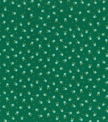 """Buttercream™ Stella Cotton Fabric 43""""-Ditsy Tiny Floral"""