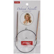 Deborah Norville Fixed Circular Needles 24'' Size 2/2.75mm, , hi-res