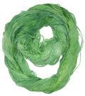 Laliberi Green Tie Dye Looped Infinity Scarf