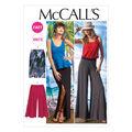 Mccall Pattern M6748 Xs-S-M -Mccall Pattern