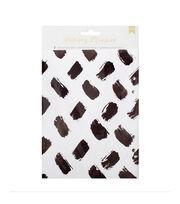 American Crafts™ Memory Planner Pocket Folders-Black & White, , hi-res
