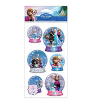 Disney's Frozen Stickers-Snow Globe, , hi-res