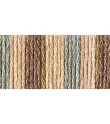Bernat Handicrafter Cotton Yarn-Earth Ombre