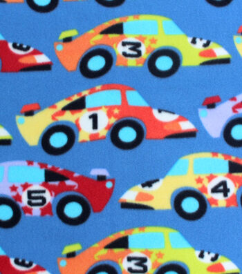 "Blizzard Fleece Fabric 59""-Speedster"