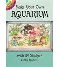 Dover Publications-Make Your Own Aquarium Sticker Book