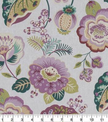 Home Essentials™ Print Fabric 45''-Arietty Panorama Lilac